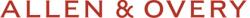 Allen overy logo