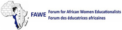 The forum for african women educationalists fawe logo