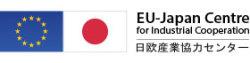 Logo eu japan centre white