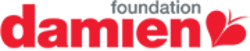 Logo damien foundation nigeria 2017
