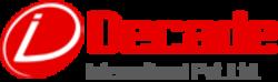 Decade international pvt ltd logo 187x55 resize