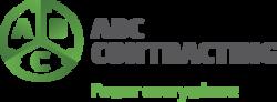 Logo abc contracting