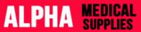 Alpha medical supplies logo