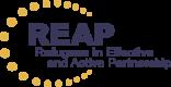 Reap logo header