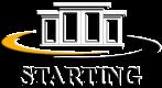 Starting logo