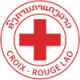 Laoredcross logo circle