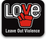 Leave out violence logo