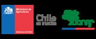 Logo conaf 2019