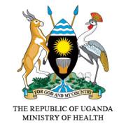 Uganda min of health