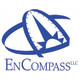 Encompass logo blue