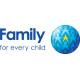 Family 4 every child logo