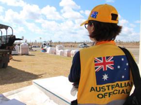 Australian staff