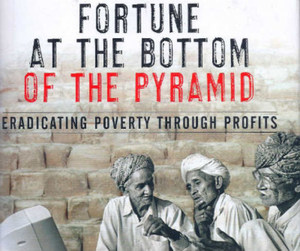 Fortune at the Bottom of the Pyramid: Eradicating