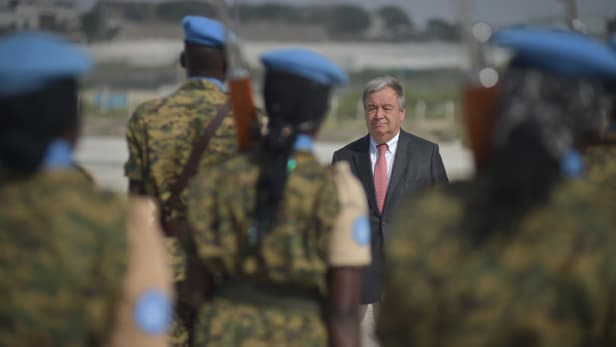United Nations proposes payment cuts to curb sex abuse by peacekeepers