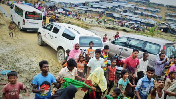 crisi umanitaria senza precedenti