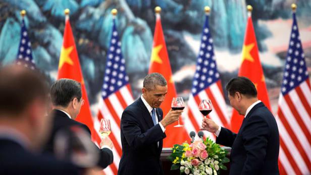 Memorandum to President Obama Concerning China