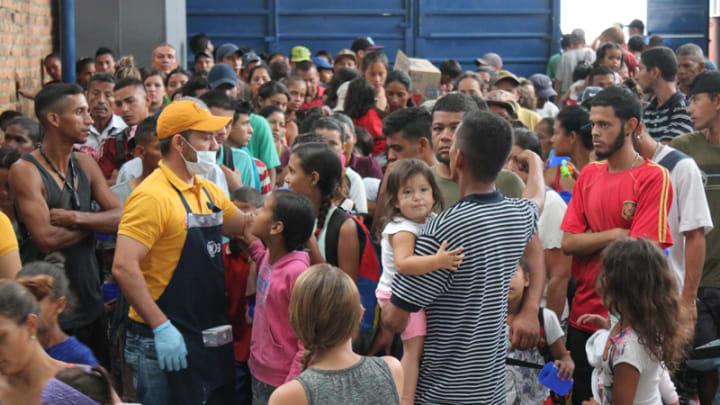 start barring venezuelan migrants - 720×405
