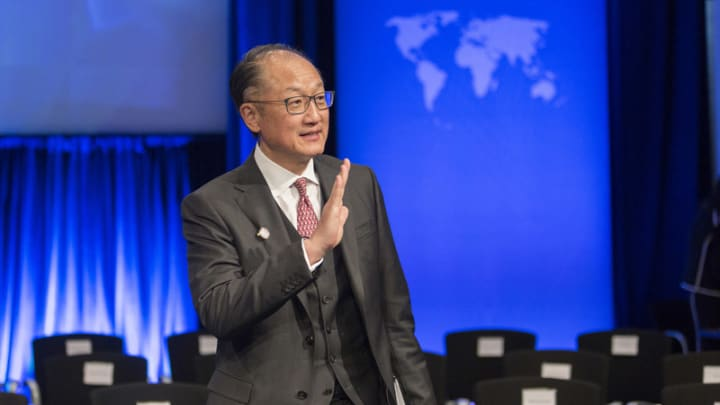 Why Jim Kim is spending so much time in Silicon Valley   Devex