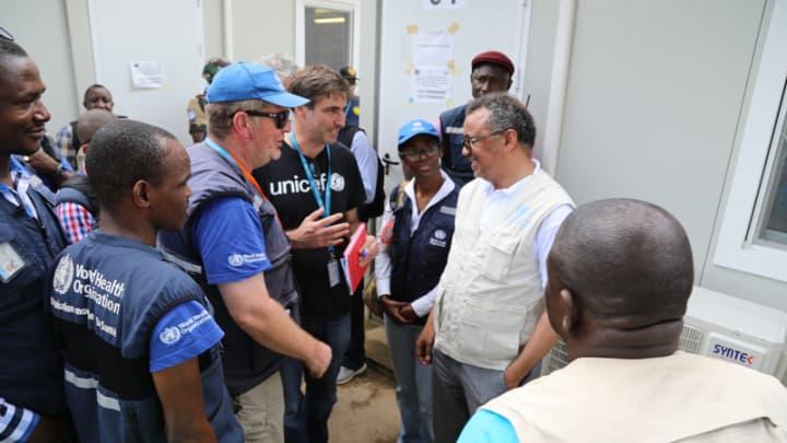 DRC Ebola crisis serves as test for WHO health reform   Devex