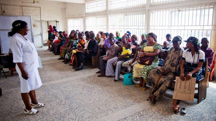 Communities come to the rescue of Nigeria's local hospitals | Devex