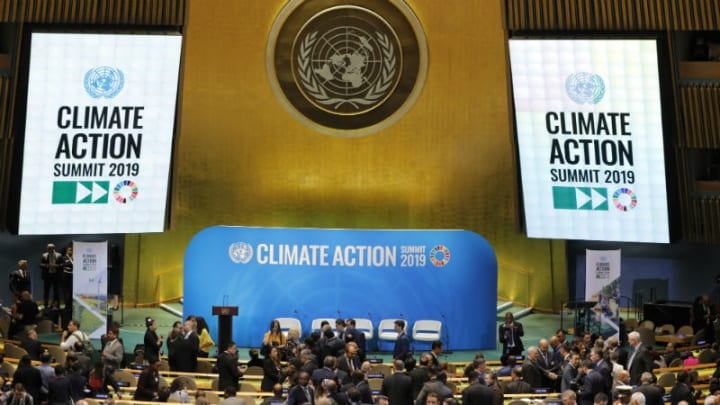 UN climate summit a 'stepping stone' for new action, experts say