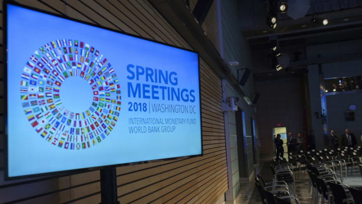Takeaways From The World Bank Spring Meetings