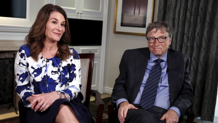 Melinda Gates I Spent My Career In >> Q A Bill And Melinda Gates Expand On 3 Surprises From Annual Letter