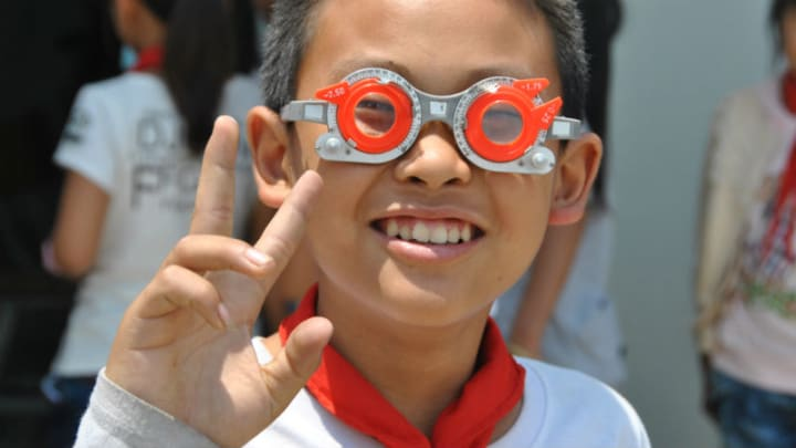 Windows To The World How Eye Care Is About More Than Health