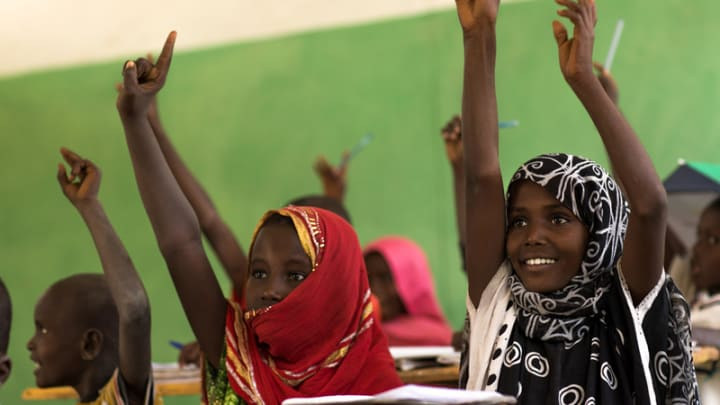 Q&A: A look at a new results-based education fund for Africa and the Middle East