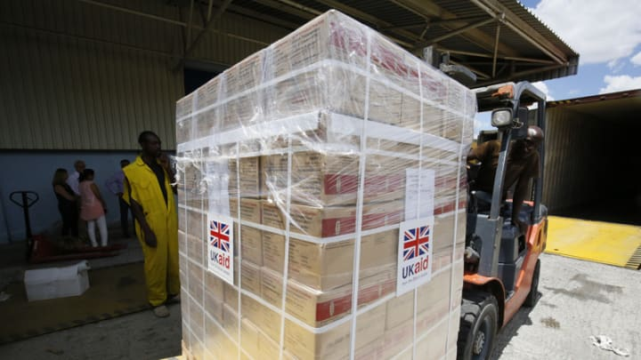 Every $1 of UK aid increases UK exports by $0 22, study