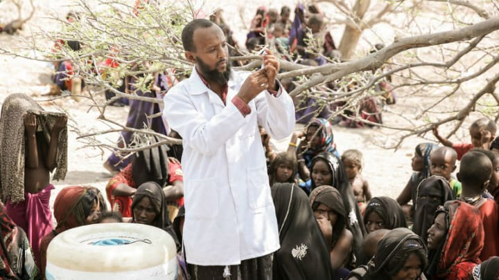 Roundup of study programs for a career in global health   Devex
