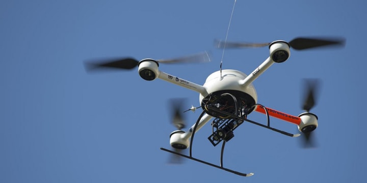 Opinion: Where's the action with drones for development?   Devex