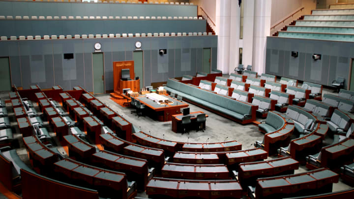 How to win friends and funding in the Australian Parliament