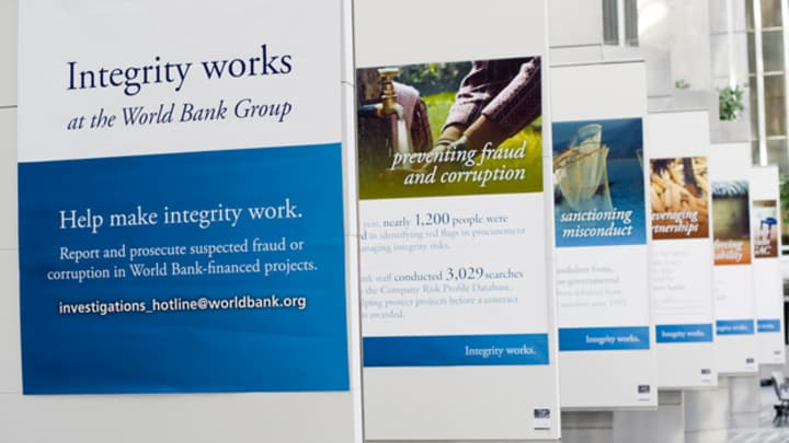 Budget Cuts Also Hit World Bank Anti Corruption Efforts Devex
