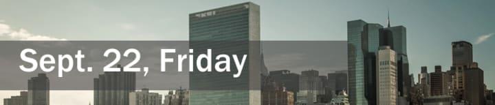 Global Goals Week 2017 event rundown   Devex