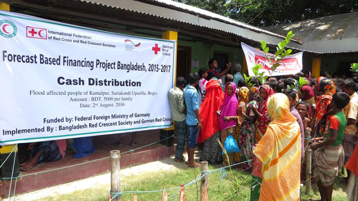 Could we deliver aid before a disaster strikes? | Devex