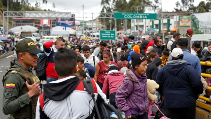 Colombia to expand temporary legalization measures for Venezuelans