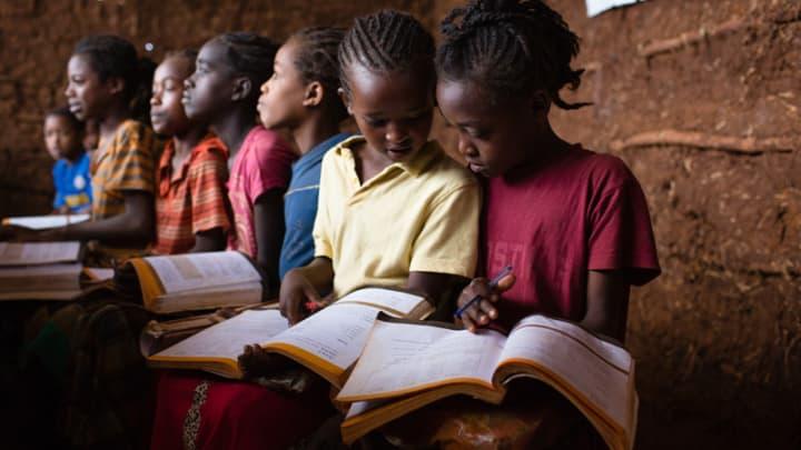 illiteracy and poverty