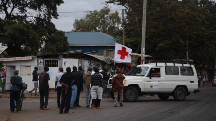 Inside humanitarian efforts to prevent and respond to Kenya