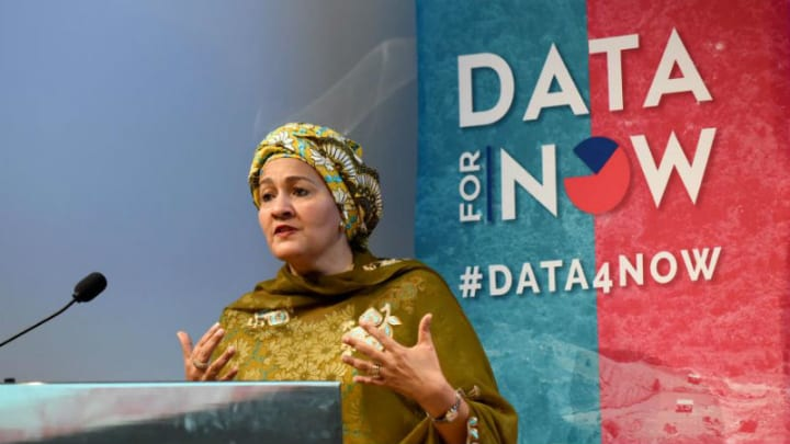 'New Google, UN partnership aims to 'turn on the tap' to SDG data