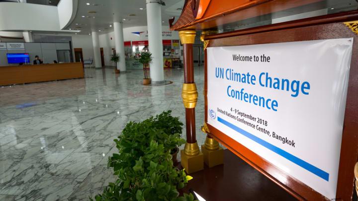 Bangkok climate talk leaves 'heavy lifting' to Poland COP24