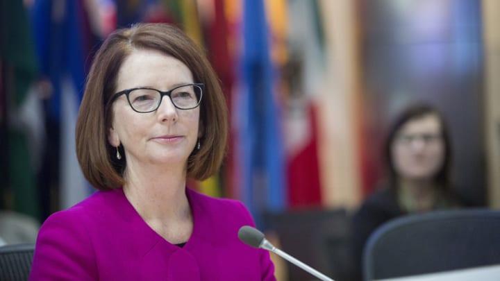 Q&A: Julia Gillard on the future of the Global Partnership