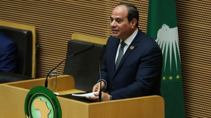 What will Egypt focus on as African Union chair? | Devex
