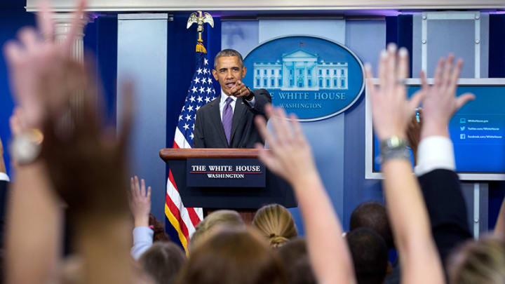 President Obama takes 'victory lap' at global development summit ...