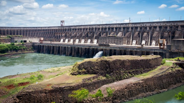 Opinion hydropower is not the answer for climate resilience devex the itaipu hydroelectric dam located between brazil and paraguay photo by deni williams cc by sciox Image collections