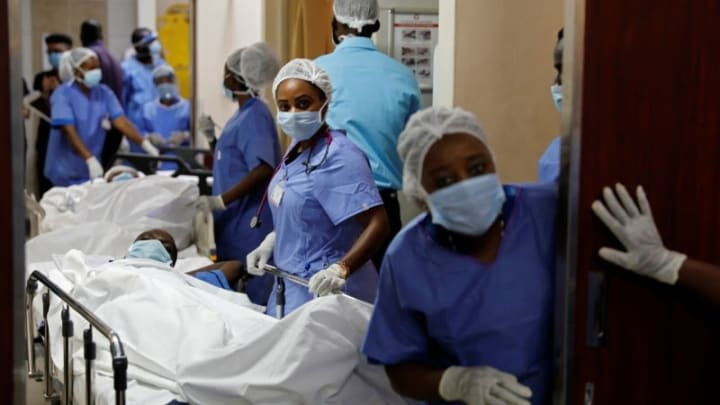 Opinion: 3 things frontline health workers need to battle COVID-19 ...