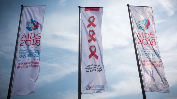 AIDS 2018 told the story of a global health crisis | Devex