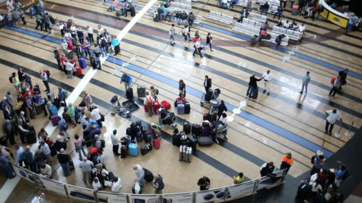 malaga airport corona virus