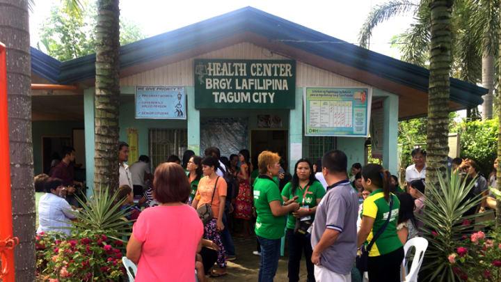Resultado de imagen de health center philippines