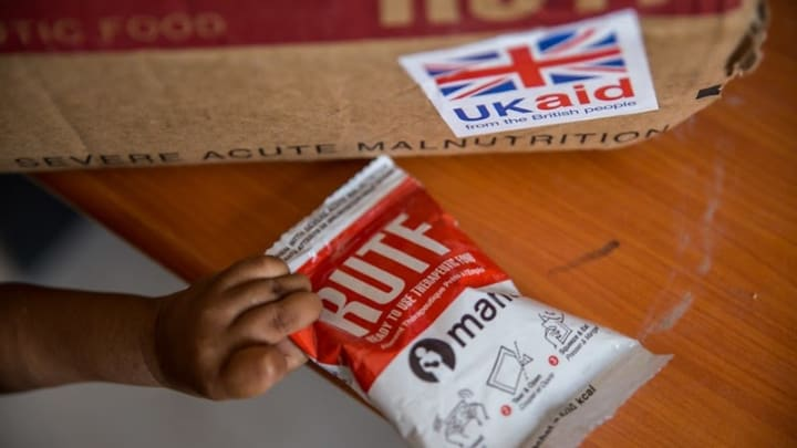 Nutrition experts sound alarm on UK aid cuts and government transparency